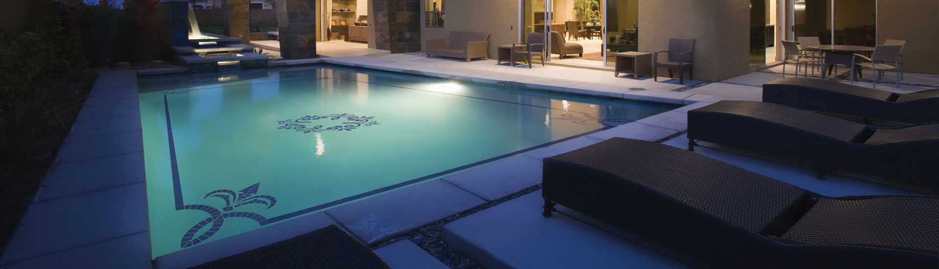 Artistry In Mosaics - Distinctive Tile Designs for Your Pool and Home