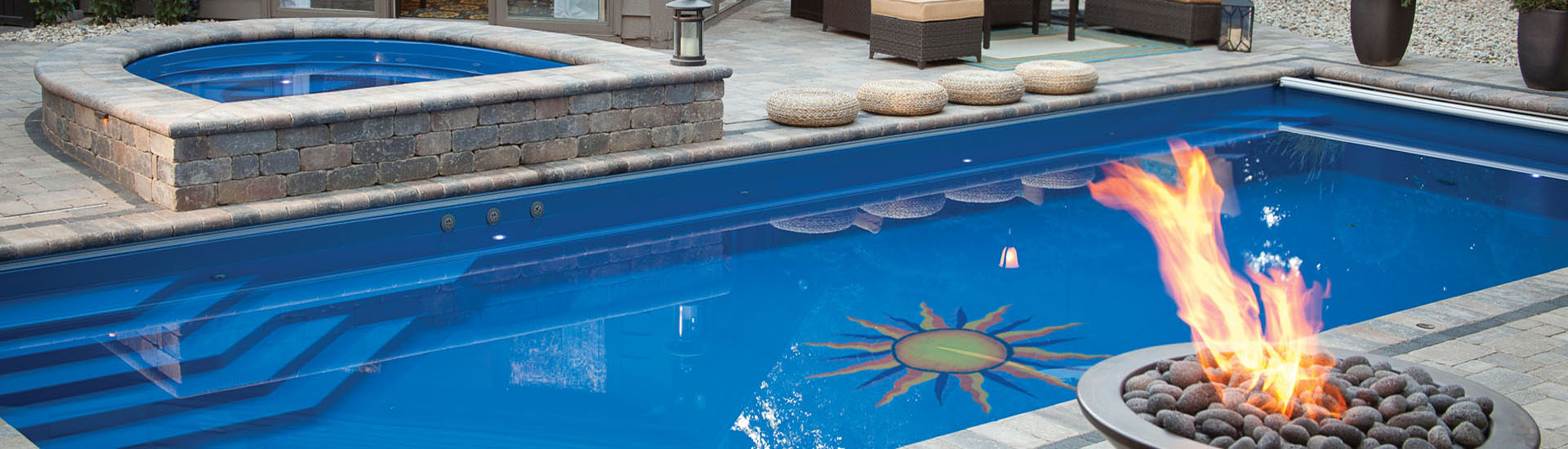 Artistry In Mosaics Distinctive Tile Designs For Your Pool And Home